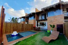 Casa em Passo de Camaragibe - Ar e Mar - Casa Turquesa